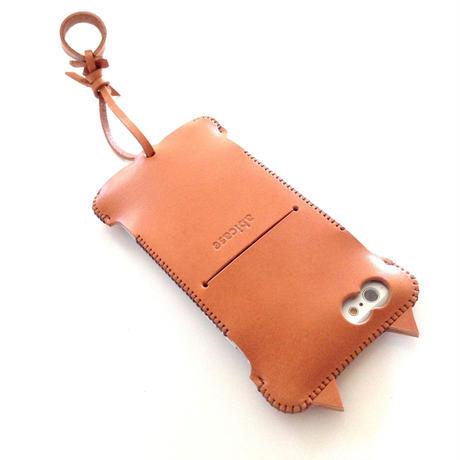【予約受付】iPhone 6s cwj neco 猫耳ウォレットジャケット
