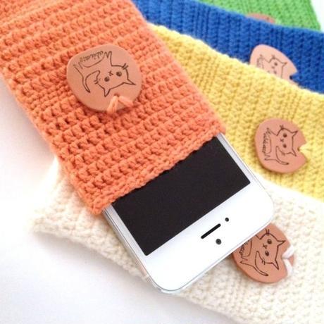 iPhone 5c ニットケース
