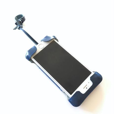 【ルガトブルー】iPhone 6s cwj ウォレットジャケット