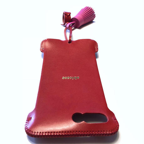 【1点物】abicase8PSJ(iPhone8Plus用)シンプルジャケット/ドレスアップ