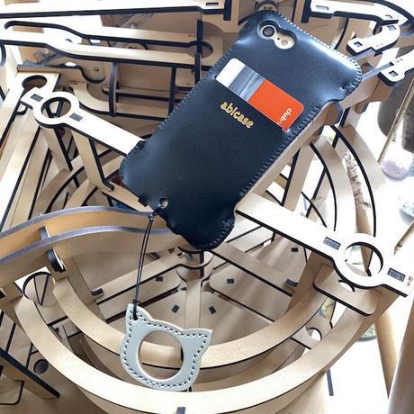 【1点物】abicase SE2020/8用スリットウォレットジャケット