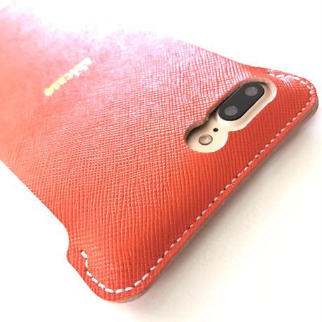 【abicasePro】iPhone7 Plus sj  オレンジジャケット