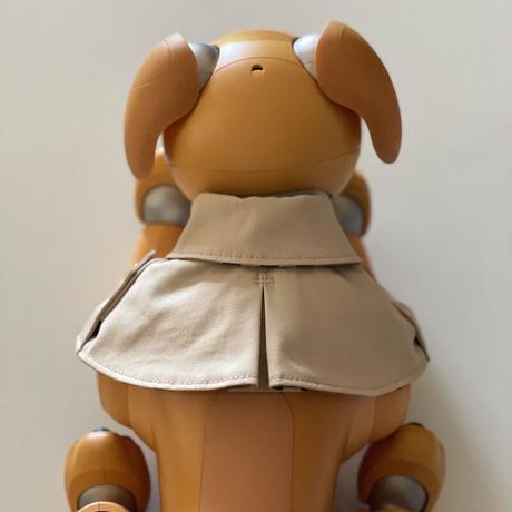 【aibo】トレンチコート