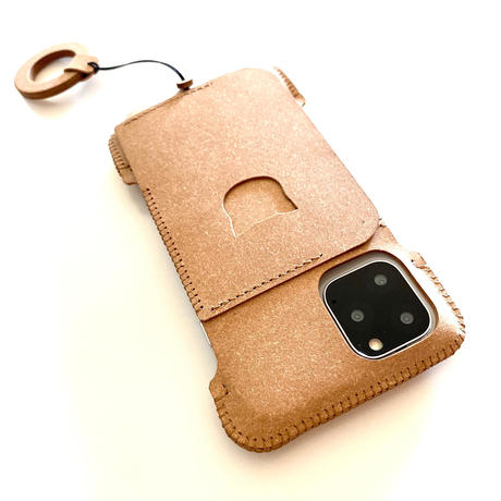 【iPhone 11 Pro】 abicase WWJ ダブルウォレットジャケット