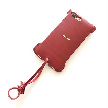 1点物【abiwork】iPhone7 Plus sj  ルガトレッド