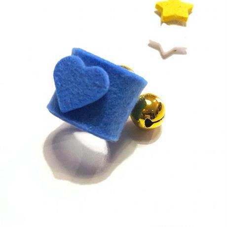 【予約受付中】aiboのフェルト尻尾リング