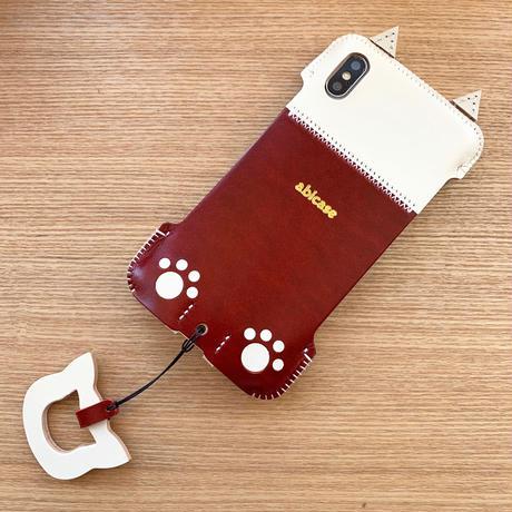 【iPhone XS Max】猫アビケース/サンプル品