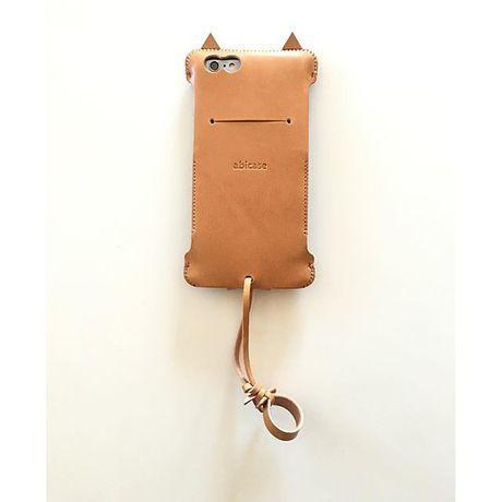 【予約受付】iPhone 6s Plus cwj neco 猫耳ウォレットジャケット
