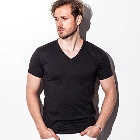 NUMBER (N)INE DENIM / 2PセットパックVネックTシャツ / NDT-637