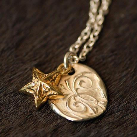 HARIM ハリム / day breaker pendant 【daylight and star】 / HRP099 S