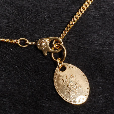 HARIM ハリム / stairway to Heaven COIN PENDANT GP ネックレス / HRP114GP