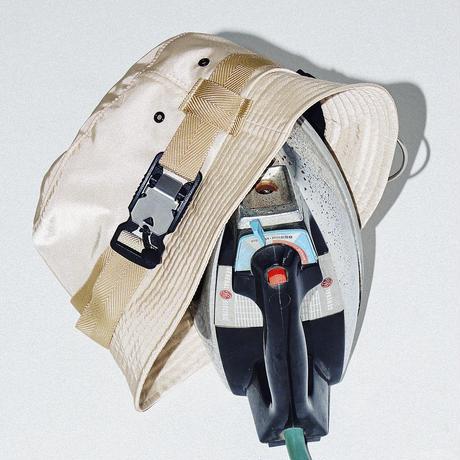 【全2色】scair スケアー / V-BUCKLE BUCKET HAT Vバックルバケットハット / 2001SC-A001