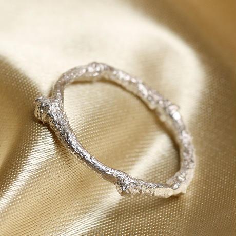 Losau ロサウ / Twig ring / lo-r001
