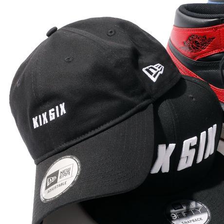 KIXSIX / NEW ERA SMALL LOGO CAP(930)  / KX-01NE-01