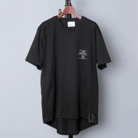 """【全3色】scair スケアー / """"NOISE"""" T-SHIRT プリントTシャツ / 2001SC-C003"""