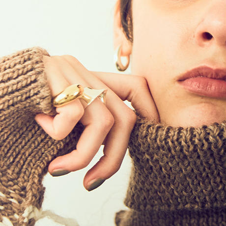 JANESMITH ジェーンスミス / DOUNUTS PINKY RING ドーナツピンキーリング / 9WAC-#120L
