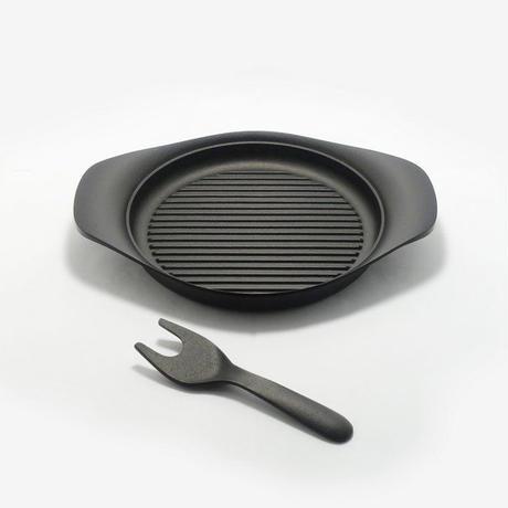 柳宗理 南部鉄器 グリルパン 22cm