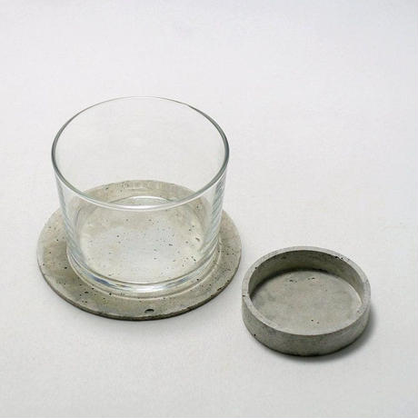 [mortar/Pull Push Products.] FLOORWALL .RIM Φ60mm natural