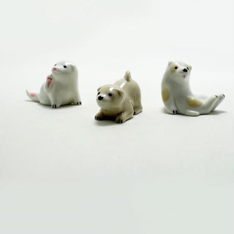 京東都 箸置き はち (犬)