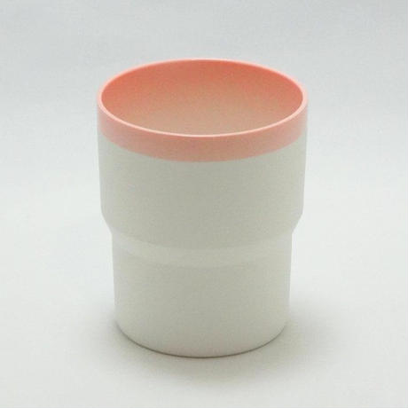 "1616/arita japan  S&B ""Colour Porcelain"" マグ Pink"