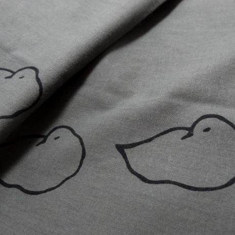 あひろ屋てぬぐい 眠る鳥