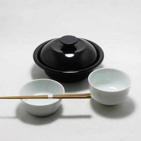野田琺瑯 ココナベ(個々鍋) 小 渋黒