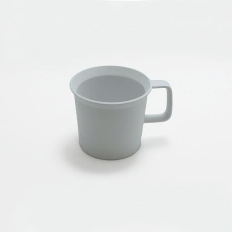 "1616/arita japan TY "" Standard"" Coffee Cup Handle  Gray"
