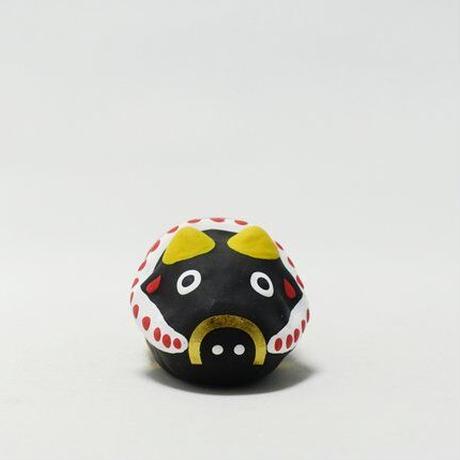 張り子(おみくじつき) 丑(うし) [京都烏丸六七堂]