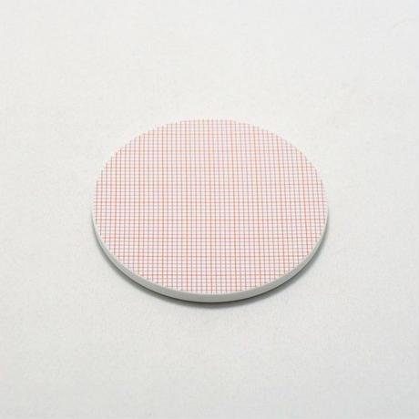 "1616/arita japan  S&B ""Colour Porcelain"" Coaster Grid"