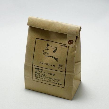 プシプシーナ珈琲 コーヒー100g ブレンドトーベ【挽き(粉)】