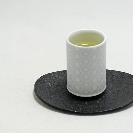 深山/miyama Suuun ぐい呑(ショットグラス) 磁白
