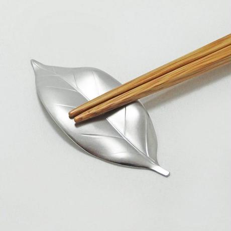 葉枝おき(はしおき) 椿 シルバー[燕振興工業㈱]