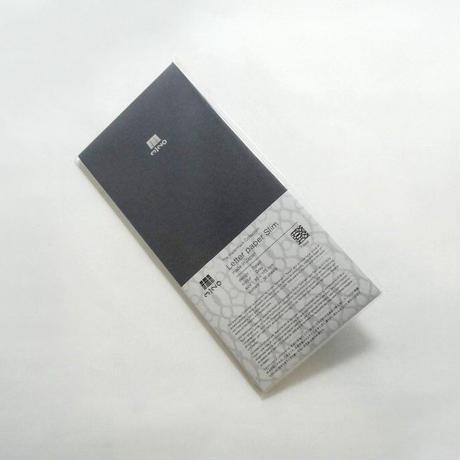 3120 レターペーパースリム(一筆箋) グレー/フォレスト