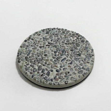 [Motif/Pull Push Products.] CEMENT COASTER Mサイズ