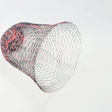 空気の器57 rosy/soda water by minä perhonen