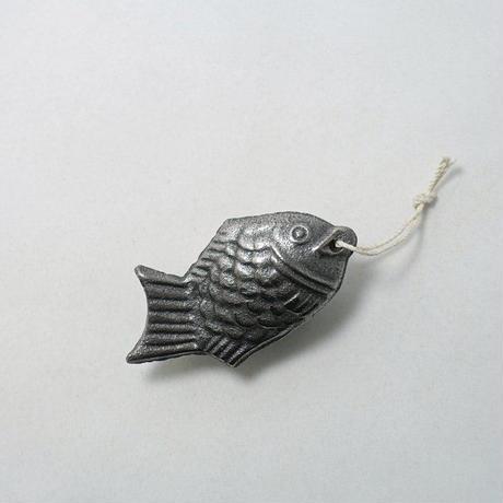 鳥部製作所 鉄の健康鯛