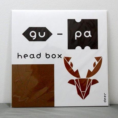 gu-pa ヘッドボックス シカ