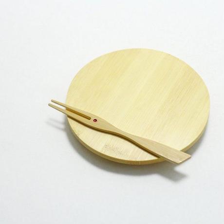 雅竹 白竹つるフォーク 5本セット