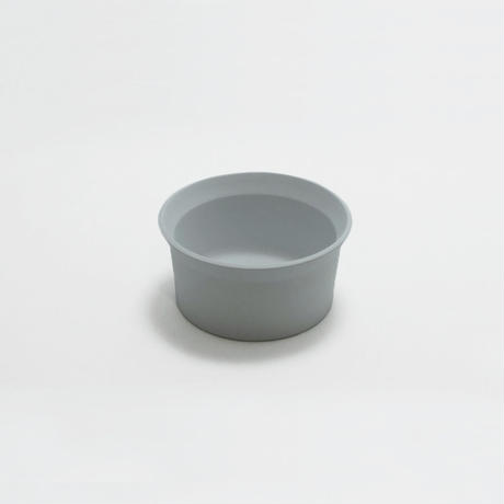 "1616/arita japan TY "" Standard"" Tea Cup  Gray"