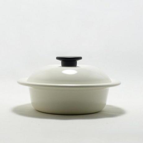 野田琺瑯 ココナベ(個々鍋) 小 乳白