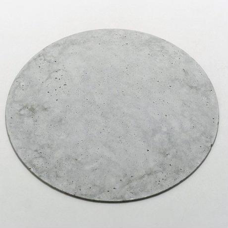 [mortar/Pull Push Products.] FLOORWALL Circle Φ220mm natural