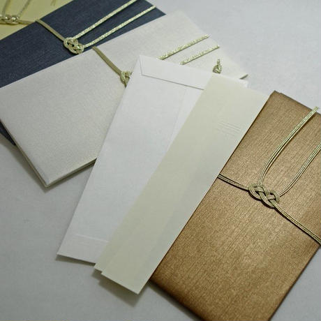 祝儀袋 St Japonism GIFT ENVELOPE SMART パールホワイト
