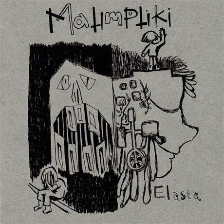 "MALIMPLIKI - Elasta 7""EP (ACM030)"