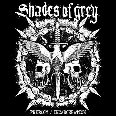 SHADES OF GREY - Freedom / Incarceration LP (ACM026)