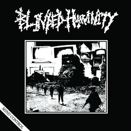 "BLINDED HUMANITY - Mind Control 7""EP (Televised Suicide)"