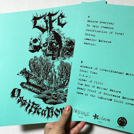 LiFE - Ossification Of Coral LP (ACM033)