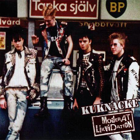 MODERAT LIKVIDATION - Kuknacke CD + Postcard (Black Konflik)