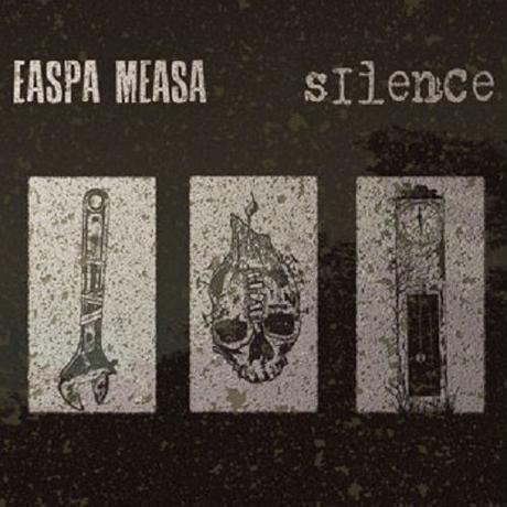 EASPA MEASA / SILENCE - split LP (ACM012)