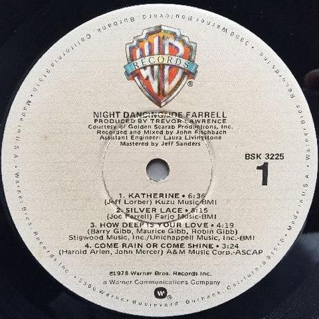 Joe Farrell - Night Dancing