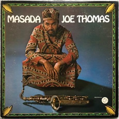 Joe Thomas – Masada
